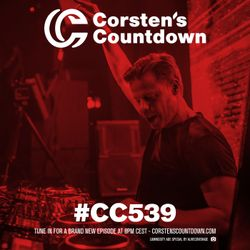 Corsten's Countdown - Episode #539