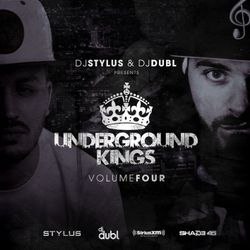 UnderGroundKings Vol 4 - Mixed by Stylus & DubL
