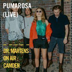 Pumarosa (Live) | Dr. Martens On Air : Camden