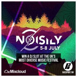 Noisily Festival 2018 DJ Competition – Mudstompin Munkee