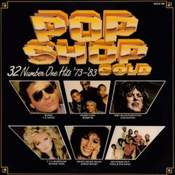 Pop Shop Gold [1984] feat Nazareth, Suzi Quatro, Kool & The Gang, Diana Ross, Gloria Gaynor, Kiss
