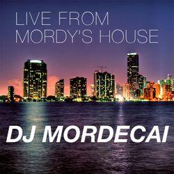 LIVE FROM MORDY'S HOUSE - EPISODE 10 w/Fan Ran (PART 1)