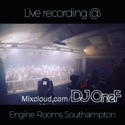 @DJOneF LIVE @ Engine Rooms Southampton 29.09.17 [Remixes]