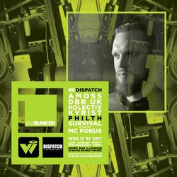 Philth (Dispatch Recordings) @ DJ Mag Bunker #8