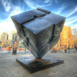 Echoes within the Cube  -A meditation journey into the YOGA CUBE.
