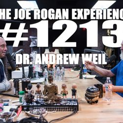 #1213 - Dr. Andrew Weil