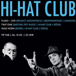 Hi-Hat Club Munich Warm-Up Mixtape