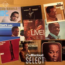 The Soul of Lou Rawls on Capitol Records in the 1960's