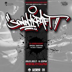 #DJSONNYKRAFT @DMC_DJ_Champs #guestmix @TRACKSIDEBURNER's @itchfm @210presents