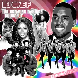 DJ OneF: The Samples Mixtape Vol.1: Motown/Funk/Soul