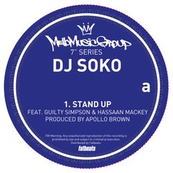 DJ Soko (The Left) - Stand Up