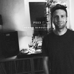 XLR8R Podcast 503: Henrik Bergqvist