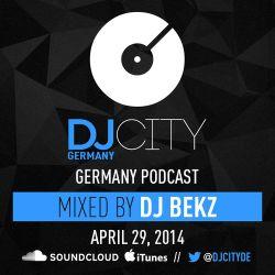 DJ Bekz - DJcity DE Podcast - 29/04/14