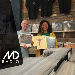Jacaranda Records with Ali Bongo & Alice PB (June '18)