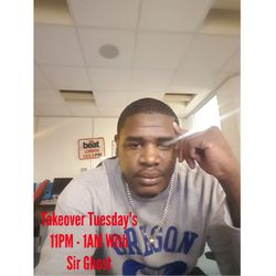 #TakeoverTuesdays With The Humble G @SirGhost 5.09.17 11:00PM - 01:00AM [GMT] 6PM EST