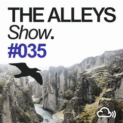 THE ALLEYS Show. #035 We Are All Astronauts - The Machines EP