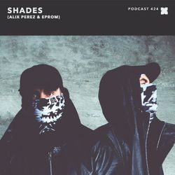 XLR8R Podcast 424: Shades (Alix Perez & Eprom)