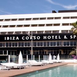 LIVE BROADCAST OPENING RESTAURANT  HOTEL CORSO IBIZA