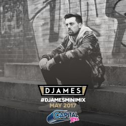 #DJamesMiniMix - Capital XTRA May 2017 (Hip Hop, R&B, Dancehall, Afrobeats)