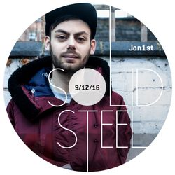 Solid Steel Radio Show 9/12/2016 Hour 2 - Jon 1st