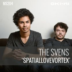 SPATIALLOVEVORTEX by The Svens