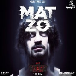 ROQ N BEATS with JEREMIAH RED 7.15.17 - GUEST MIX: MAT ZO - HOUR 1
