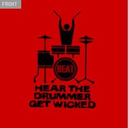 Let The Drummer Get Wicked