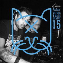 [Suara PodCats 015] Veerus & Maxie Devine (Studio Mix)