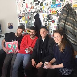 The Soul Clap Records Show With Seth Magoon & Elias Mazian 3/5/19