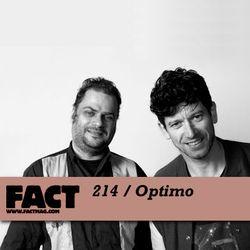 FACT Mix 214: Optimo