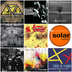 Chris Philips (for Ruth Fisher) Notes and Tones on Solar Radio, Weds 21st January 2015