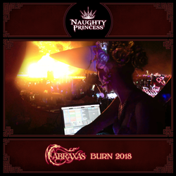 [Naughty Princess] Abraxas BURN 2018