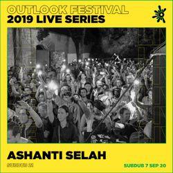 Ashanti Selah - Live at Outlook 2019