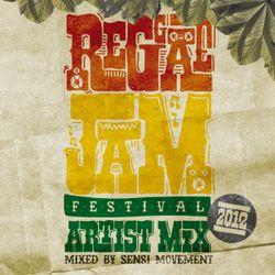 Reggae Jam Festival 2012 - Official Artist Mix