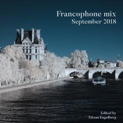 FRANCOPHONE MIX BY NITZAN ENGELBERG - SEPTEMBER 2018