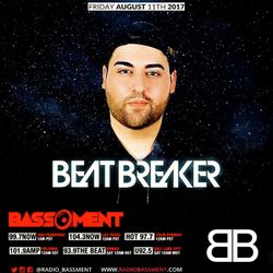 BeatBreaker Guest Mix On The Bassment - 8/11/17