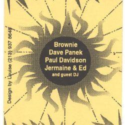 Dave Panek - 1993 (side.b)