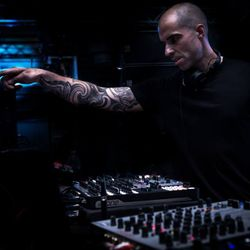 Chris Liebing @ Mayday, Dortmund 1.5.2014. (Full Senses)