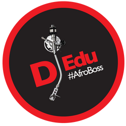 DJ EDU #AfroBoss #TGIF MashUpMix 20-5-16
