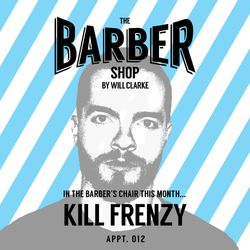 The Barber Shop by Will Clarke 012 (Kill Frenzy)
