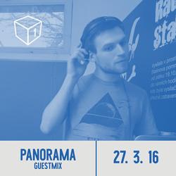 Shadowbox @ Radio 1 27/03/2016: Panorama Guestmix