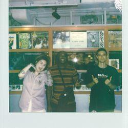 YETI OUT RADIO w/ Roska (Kicks & Snares) @ Eaton Workshop, Hong Kong