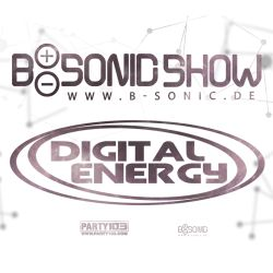 B-SONIC RADIO SHOW #152 by Digital Energy