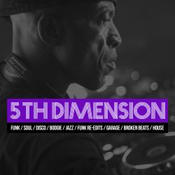 5th Dimension - Simon Bassline Smith - Jan 2018
