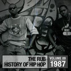 Hip-Hop History 1987 Mix