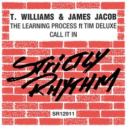 Strictly Rhythm presents James Jacob's Learning Process Mix