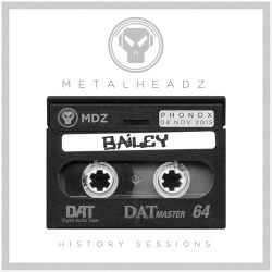 Bailey 'Back to 96' mix - History session promo mix (Studio recorded)