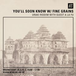 NTS 25/3/2015 w/ Fine Grains