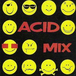 Acid Mix  -Mixed By TONI PERET & JOSE MARIA CASTELLS  (Spain)  1989  !!!!! CD Rip