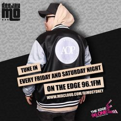 "The E D G E - 96.1 M I X M A S T E R - MIX22 (12.NOV - 16.NOV.16) ""OLD SKOOL"" Edition"
